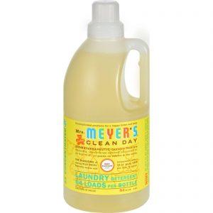 Mrs. Meyer's 2x Laundry Detergent - Baby Blossom - 64 Oz   Comprar Suplemento em Promoção Site Barato e Bom