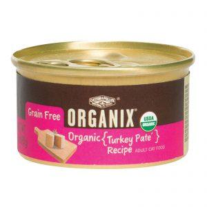 Castor And Pollux Organic Cat Food - Turkey Pate - Case Of 24 - 3 Oz.   Comprar Suplemento em Promoção Site Barato e Bom