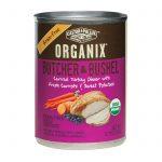 Castor And Pollux Organic Grain Free Dog Food - Turkey Dinner With Fresh Carrots And Sweet Potatoes - Case Of 12 - 12.7 Oz.   Comprar Suplemento em Promoção Site Barato e Bom