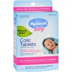 Hylands Homeopathic Baby Colic Tablets - 125 Tablets   Comprar Suplemento em Promoção Site Barato e Bom