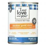 I And Love And You Cluckin Good Stew - Wet Food - Case Of 12 - 13 Oz.   Comprar Suplemento em Promoção Site Barato e Bom