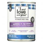 I And Love And You Gobble It Up Stew - Wet Food - Case Of 12 - 13 Oz.   Comprar Suplemento em Promoção Site Barato e Bom