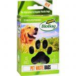 Biobag Dog Waste Bags On A Roll - Case Of 12 - 45 Count   Comprar Suplemento em Promoção Site Barato e Bom