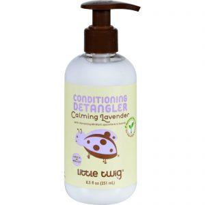 Little Twig Conditioning Detangler - Lavender - 8.5 Oz   Comprar Suplemento em Promoção Site Barato e Bom