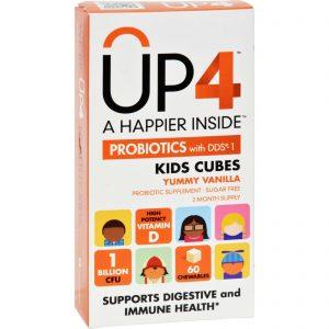 Up4 Probiotics - Dds1 Kids Cubes - 60 Chewables   Comprar Suplemento em Promoção Site Barato e Bom