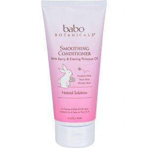 Babo Botanicals Detangling Conditioner - Instantly Smooth Berry Primrose - 6 Oz   Comprar Suplemento em Promoção Site Barato e Bom
