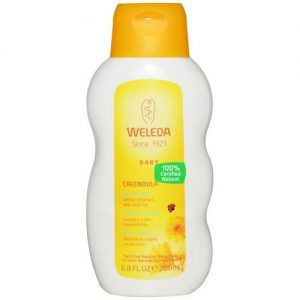 Weleda Baby Bath - Calendula Cream - 6.8 Fl Oz   Comprar Suplemento em Promoção Site Barato e Bom