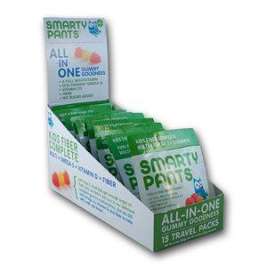 Smartypants Multivitamin - Complete - Fiber - Gummy - Kids - .42 Oz - Case Of 15   Comprar Suplemento em Promoção Site Barato e Bom