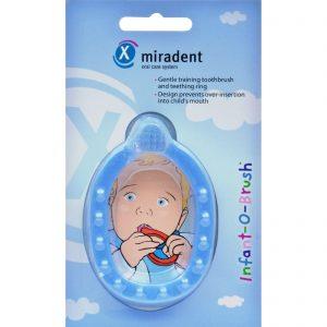 Hager Pharma Infant O Brush - Baby Blue - 1 Count   Comprar Suplemento em Promoção Site Barato e Bom