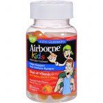 Airborne Vitamin C Gummies For Kids - Fruit - 21 Count   Comprar Suplemento em Promoção Site Barato e Bom