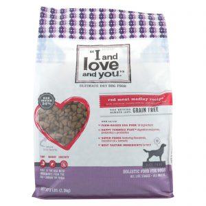 I And Love And You Red Meat Medley - Grain Free - Case Of 3 - 5 Lb.   Comprar Suplemento em Promoção Site Barato e Bom