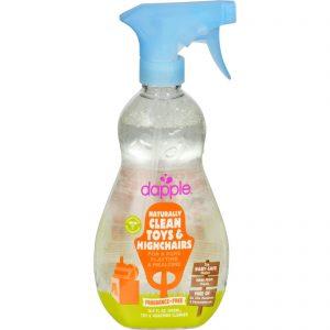 Dapple Toy And High Chair Cleaner - Fragrance Free - 16.9 Fl Oz   Comprar Suplemento em Promoção Site Barato e Bom