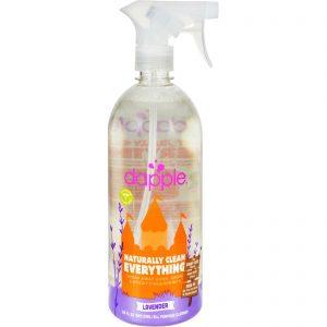 Dapple All Purpose Cleaner Spray - Lavender - 30 Fl Oz   Comprar Suplemento em Promoção Site Barato e Bom