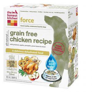 The Honest Kitchen Force - Grain Free Chicken Dog Food - Case Of 6 - 2 Lb.   Comprar Suplemento em Promoção Site Barato e Bom