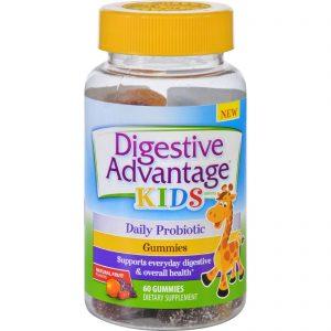 Schiff Vitamins Digestive Advantage Probiotics - Kids - Gummies - 60 Count   Comprar Suplemento em Promoção Site Barato e Bom