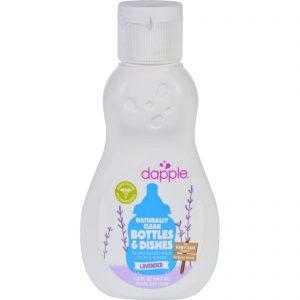 Dapple Baby Bottle And Dish Liquid - Lavender - Travel Size - 3 Oz   Comprar Suplemento em Promoção Site Barato e Bom