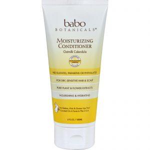 Babo Botanicals Conditioner - Moisturizing - Oatmilk - 6 Oz   Comprar Suplemento em Promoção Site Barato e Bom