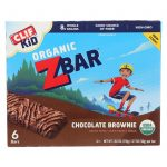 Clif Kid Zbar - Organic - Chocolate Brownie - 7.62 Oz - Case Of 12   Comprar Suplemento em Promoção Site Barato e Bom