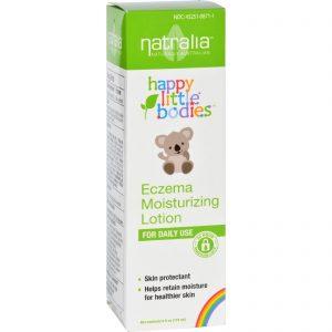 Happy Little Bodies Eczema Lotion - Natralia - Moisturizing - 6 Oz   Comprar Suplemento em Promoção Site Barato e Bom