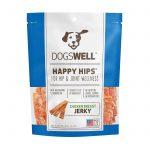Dogs Well Happy Hips Chicken Breast Jerky Treats - Case Of 12 - 4 Oz.   Comprar Suplemento em Promoção Site Barato e Bom