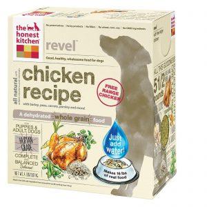 The Honest Kitchen Revel - Whole Grain Chicken Dog Food - 4 Lb.   Comprar Suplemento em Promoção Site Barato e Bom