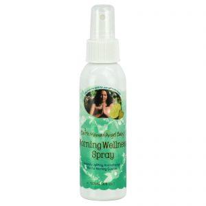 Earth Mama Angel Baby Morning Wellness Spray - 4 Oz   Comprar Suplemento em Promoção Site Barato e Bom