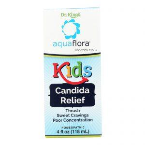 Aquaflora Kids - Candida Relief - 4 Oz   Comprar Suplemento em Promoção Site Barato e Bom