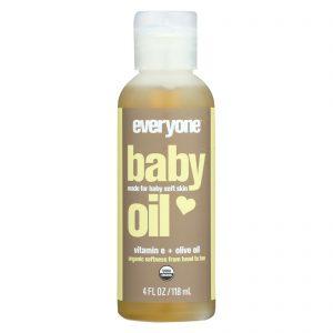 Everyone Baby Oil - Organic - 4 Fl Oz   Comprar Suplemento em Promoção Site Barato e Bom