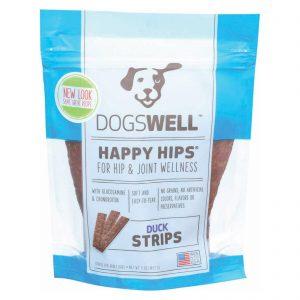 Dogswell Jerky Strips - Duck - Happy Hips - Case Of 12 - 5 Oz   Comprar Suplemento em Promoção Site Barato e Bom
