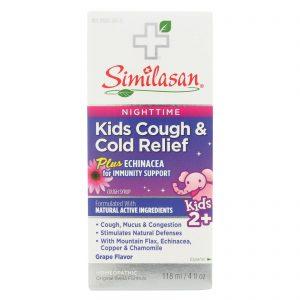 Similasan Kid's Cold Syrup - Fever Relief - 4 Fl Oz   Comprar Suplemento em Promoção Site Barato e Bom