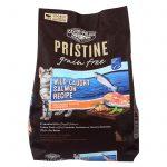 Castor And Pollux Pristine Grain Free Dry Cat Food - Wild-caught Salmon - Case Of 5 - 3 Lb.   Comprar Suplemento em Promoção Site Barato e Bom