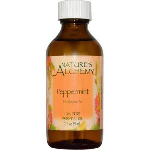 Nature's Alchemy Hortelã-pimenta 0,5 fl oz   Comprar Suplemento em Promoção Site Barato e Bom