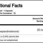 Futurebiotics DHEA 25 mg 75 Cápsulas   Comprar Suplemento em Promoção Site Barato e Bom