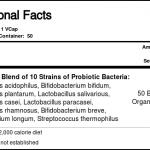 Probiótico-10 50 bilhões Now Foods 50 Cápsulas Vegetarianas   Comprar Suplemento em Promoção Site Barato e Bom