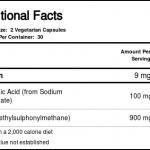 Now Foods Ácido Hialurônico 50 mg a 450 mg MSM 120 Cápsulas Vegetarianas   Comprar Suplemento em Promoção Site Barato e Bom