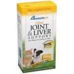 NutraLife Pet Ultra Joint and Liver Support, Todos os gatos e cachorros pequenos - 1000 mg - 30 Enteric Coated Tabletes   Comprar Suplemento em Promoção Site Barato e Bom
