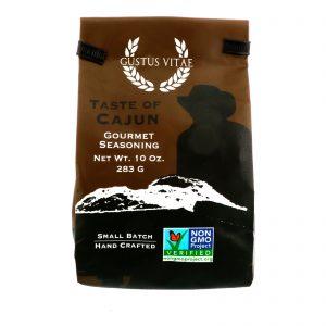 Gustus Vitae, Tempero Gourmet, Tempero Cajun, 10 oz (283 g)   Comprar Suplemento em Promoção Site Barato e Bom