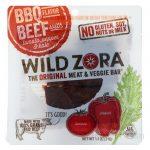 Wild Zora Foods LLC, Meat & Veggie Bar, BBQ Beef with Tomato, Pepper & Kale, 10 Packs, 1.1 oz (31 g)   Comprar Suplemento em Promoção Site Barato e Bom