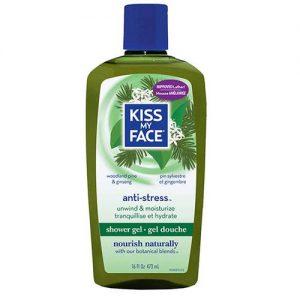 Kiss My Face Anti Estresse Bath & Shower Gel 16 Oz   Comprar Suplemento em Promoção Site Barato e Bom