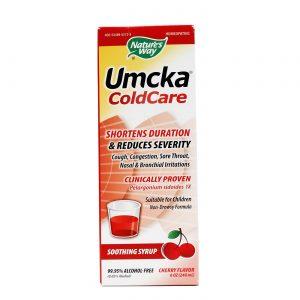Nature's Way Umcka ColdCare xarope de cereja 8 fl oz   Comprar Suplemento em Promoção Site Barato e Bom