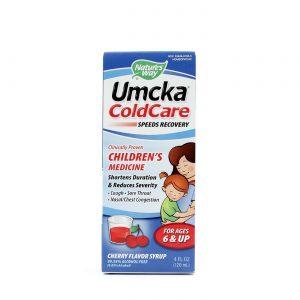 Nature's Way Xar cereja do Umcka ColdCare Crianças 4 fl oz   Comprar Suplemento em Promoção Site Barato e Bom