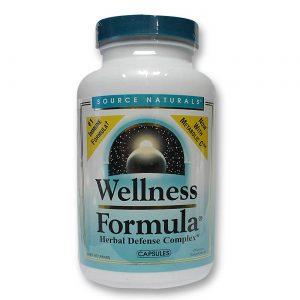 Fórmula Wellness Source Naturals 120 Cápsulas   Comprar Suplemento em Promoção Site Barato e Bom