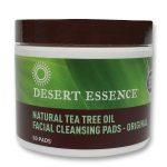 Desert Essence Natural Cleansing Pads 50 Pads   Comprar Suplemento em Promoção Site Barato e Bom