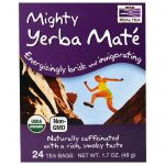 Now Foods, Chá Real Tea, Poderosa Erva-Mate, 24 Saquinhos de Chá, 48 g   Comprar Suplemento em Promoção Site Barato e Bom