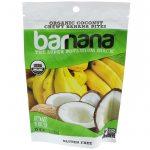 Barnana, Doce Mastigável de Banana, Coco Orgânico, 3,5 oz (100 g)   Comprar Suplemento em Promoção Site Barato e Bom