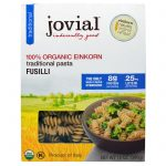 Jovial, Massa Tradicional Orgânica, Fusilli, 12 oz (340 g)   Comprar Suplemento em Promoção Site Barato e Bom