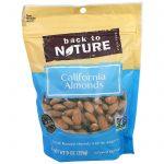 Back to Nature, Amêndoas California, 9 oz (255 g) (Discontinued Item)   Comprar Suplemento em Promoção Site Barato e Bom