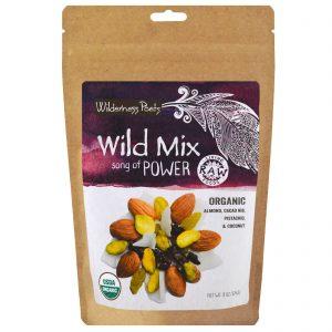 Wilderness Poets, Mix Orgânico Selvagem, Canção de Poder, 8 oz (226,8 g)   Comprar Suplemento em Promoção Site Barato e Bom