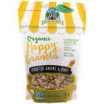 Bakery On Main, Organic, Happy Granola, Cereais germinados e mel, 11 oz (312 g)   Comprar Suplemento em Promoção Site Barato e Bom