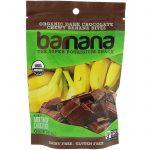 Barnana, Doce Mastigável de Banana, Chocolate Amargo Orgânico, 3,5 oz (100 g)   Comprar Suplemento em Promoção Site Barato e Bom